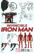 Invincible Iron Man (2015 2nd Series) 1D