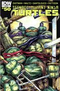 Teenage Mutant Ninja Turtles (2011 IDW) 50SUB