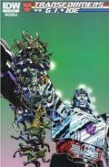 Transformers vs. G.I. Joe (2014 IDW) 9RI