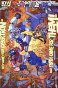 Transformers vs. G.I. Joe (2014 IDW) 9SUB