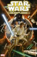 Star Wars The Marvel Covers HC (2015 Marvel) 1A-1ST