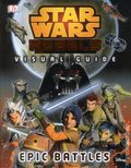 Star Wars Rebels Visual Guide HC (2015 DK) Epic Battles 1-1ST