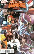 Secret Wars (2015 3rd Series) 6B