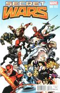Secret Wars (2015 3rd Series) 6F