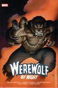 Werewolf by Night Omnibus HC (2015 Marvel) 1B-1ST