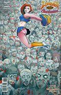 Zombies vs. Cheerleaders Halloween Special (2014) 2D