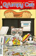 Grumpy Cat (2015 Dynamite) 1C