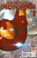 Invincible Iron Man (2015 2nd Series) 1A