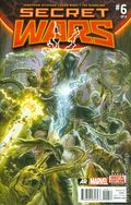 Secret Wars (2015 3rd Series) 6A