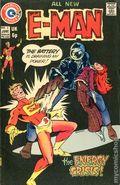 E-Man (1973 Charlton) 3
