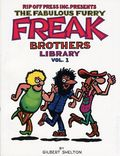 Fabulous Furry Freak Brothers Library TPB (1988 Rip Off Press) 1-1ST