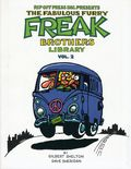 Fabulous Furry Freak Brothers Library TPB (1988 Rip Off Press) 2-1ST