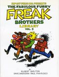 Fabulous Furry Freak Brothers Library TPB (1988 Rip Off Press) 3-1ST
