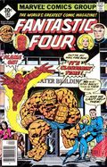 Fantastic Four (1961 1st Series) Whitman Variants 181
