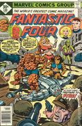 Fantastic Four (1961 1st Series) Whitman Variants 180