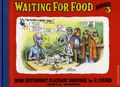 Waiting for Food by Crumb HC (2000-2008 Oog and Blik) 3-1ST
