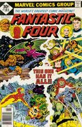 Fantastic Four (1961 1st Series) Whitman Variants 183