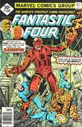 Fantastic Four (1961 1st Series) Whitman Variants 184