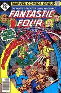 Fantastic Four (1961 1st Series) Whitman Variants 186