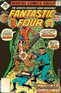 Fantastic Four (1961 1st Series) Whitman Variants 187