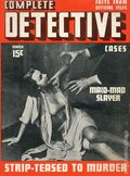 Complete Detective Cases (1939-1953 Timely) True Crime Magazine Vol. 2 #2