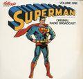 Superman Promotional Original Radio Broadcast Record 677-KELLVOL1