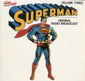 Superman Promotional Original Radio Broadcast Record 677-KELLVOL3