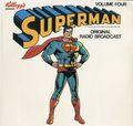 Superman Promotional Original Radio Broadcast Record 677-KELLVOL4