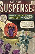 Tales of Suspense (1959) UK Edition 33UK