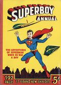 Superboy Annual HC (1953) UK 1953-1ST