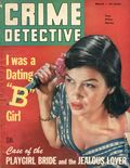 Crime Detective (1938-1953 1st Series) True Crime Magazine Vol. 7 #12