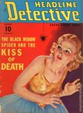 Headline Detective (1939-1944) True Crime Magazine Vol. 1 #2
