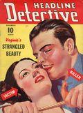 Headline Detective (1939-1944) True Crime Magazine Vol. 1 #5