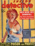 Inside Detective (1935-1995 MacFadden/Dell/Exposed/RGH) Vol. 9 #2