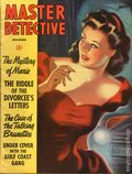 Master Detective (1929) True Crime Magazine Vol. 25 #3