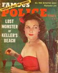 Famous Police Cases (1949) True Crime Magazine Vol. 2 #4