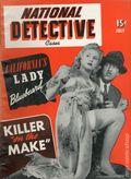 National Detective Cases (1941) True Crime Magazine Vol. 2 #8