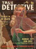 True Detective (1924-1995 MacFadden) True Crime Magazine Vol. 34 #2