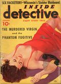Inside Detective (1935) True Crime Magazine Vol. 6 #2