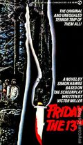 Friday the 13th PB (1986-1988 A Signet Novel) Movie Adaptations 1-1ST
