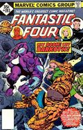 Fantastic Four (1961 1st Series) Whitman Variants 193