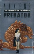 Aliens Predator The Deadliest of Species (1993) Ashcan 1SILVER