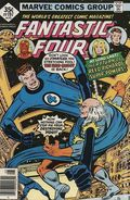 Fantastic Four (1961 1st Series) Whitman Variants 197