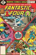 Fantastic Four (1961 1st Series) Whitman Variants 201