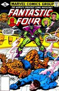 Fantastic Four (1961 1st Series) Whitman Variants 206