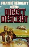 Direct Descent SC (1980 An Ace Book) By Frank Herbert 1-1ST
