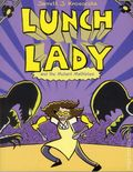 Lunch Lady GN (2009-2014 Knopf) 7-1ST