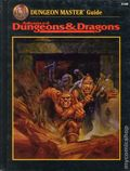 Advanced Dungeons and Dragons Dungeon Master Guide HC (1989 TSR/Wizards of the Coast) 2nd Edition 1B-REP
