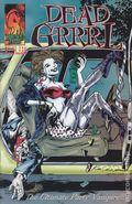 Dead Grrrl (1997 Boneyard Press) 1ART