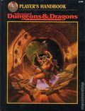 Advanced Dungeons and Dragons Player's Handbook HC (1989 TSR) 2nd Edition 1B-1ST